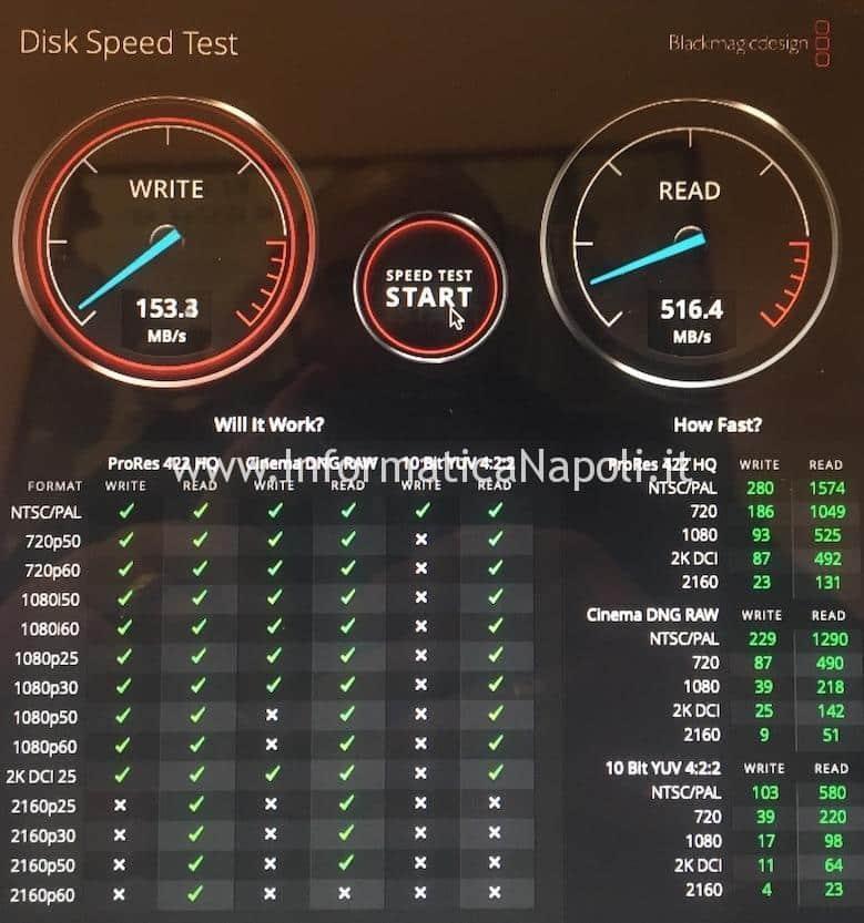 pre configurazione RAID 0 SSD MacBook iMac