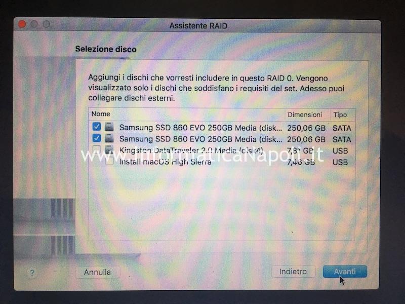 upgrade 2 SSD MacBook iMac MacMini