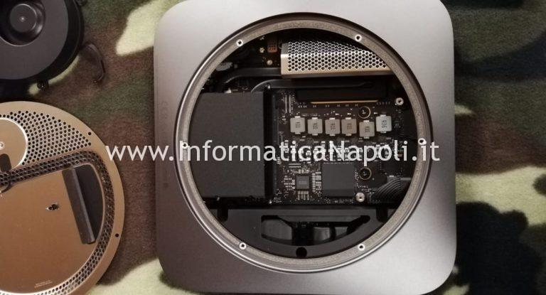 Assistenza Apple: Upgrade RAM su Apple Mac mini 2018 A1993 EMC 3213