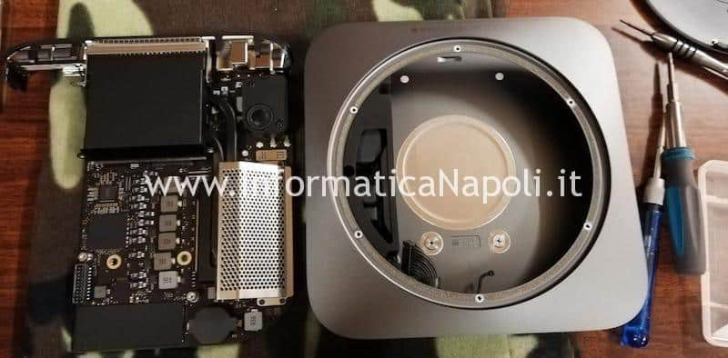 scheda madre estratta Mac Mini MacMini 2018 A1993 EMC 3213