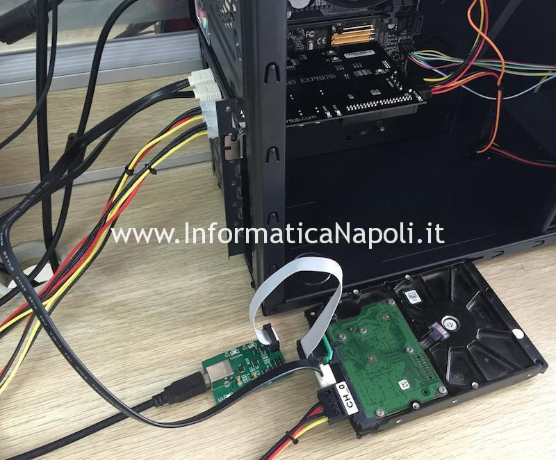 Hardware recupero dati MRTLAB