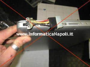 danni interventi improvvisati macbook