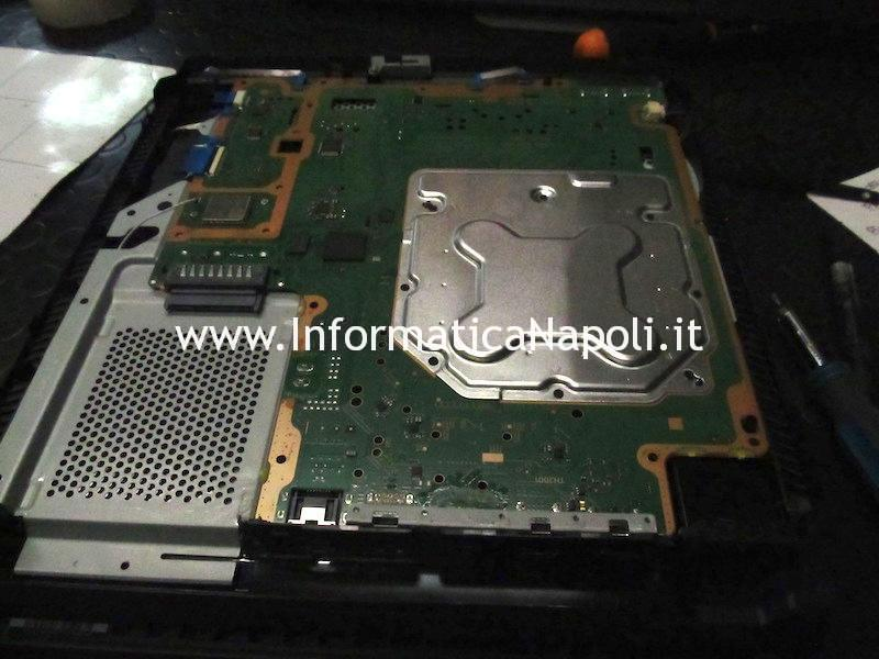 problema Sony PlayStation 4 PS4 Pro CUH-7016B