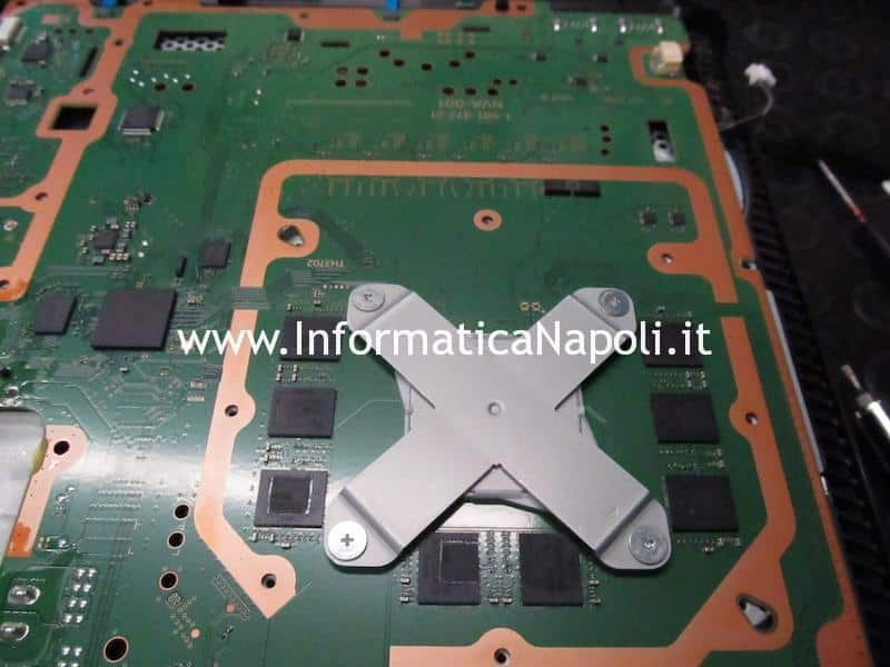 riparazione Sony PlayStation 4 PS4 Pro CUH-7016B