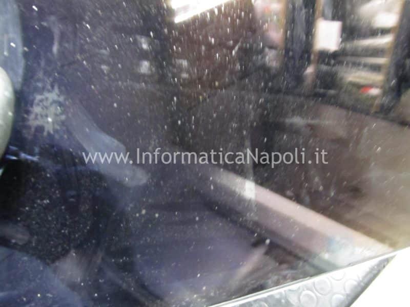 macchie Display retina macbook a1502 A1368 graffiato rovinato
