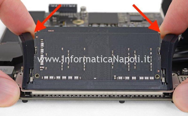 clip ram mac mini 2018 A1993 EMC 3213