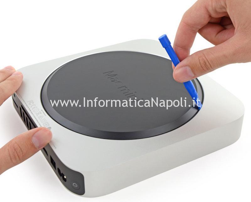 aprire mac mini 2018 A1993 EMC 3213