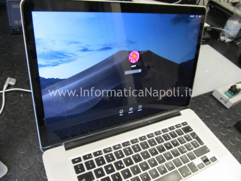 come riparare display retina MacBook pro 13 | 15