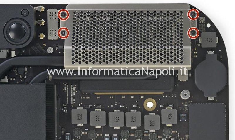 viti ram mac mini 2018 A1993 EMC 3213