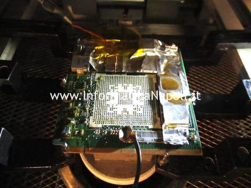 problema Asus M50S schermo nero
