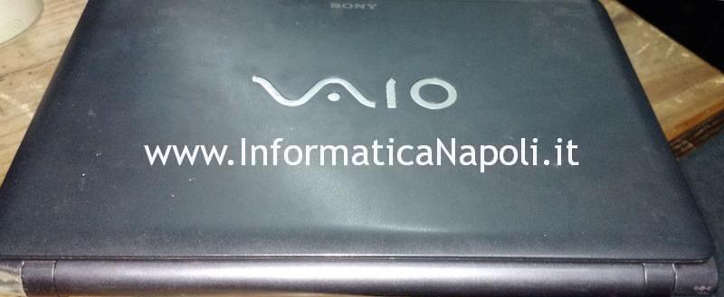 Sony Vaio VPCY2 non si avvia VPC-Y2 scheda madre MBX-229 Ripristino Bios