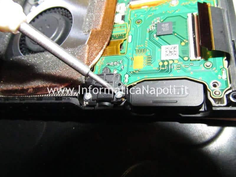 Problema accensione Nintendo Switch HAC-001