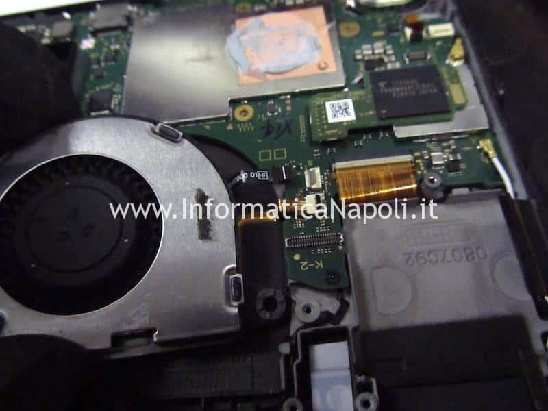 assistenza nintendo switch non si accende chip IC M92T36