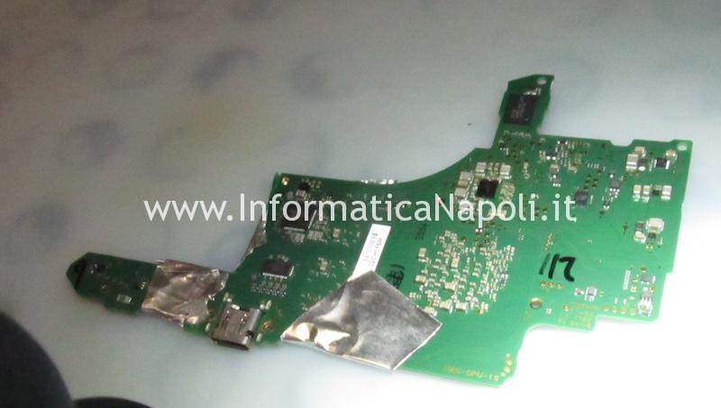 come ripararare scheda madre Nintendo Switch HAC-001