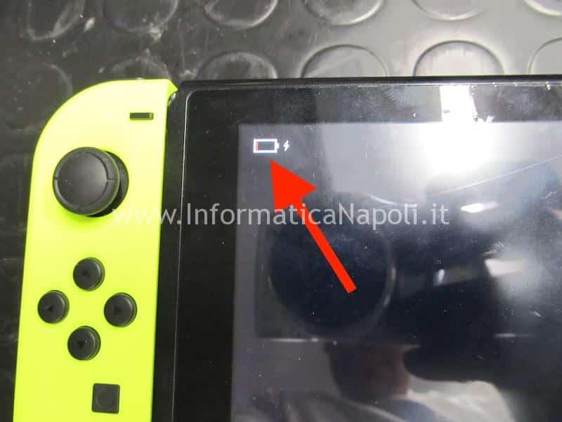 La Nintendo Switch ora si carica!