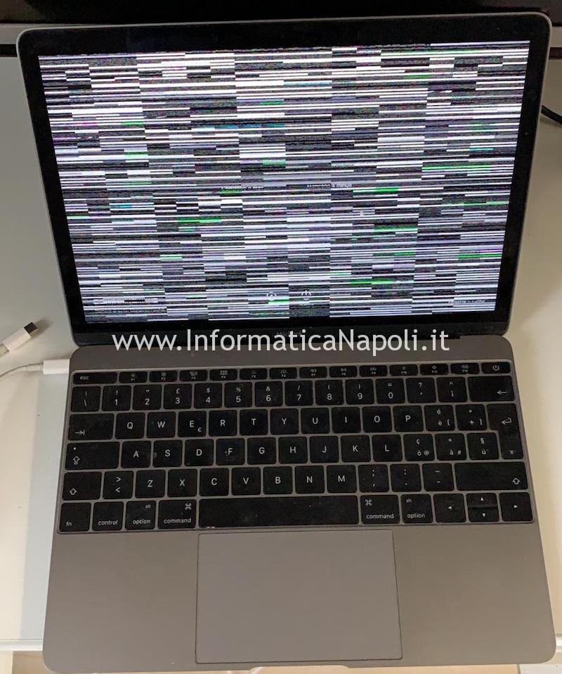 mac book pro non si spegne