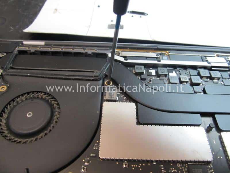 macbook pro 15 a1707 13 a1706 a1708 non funziona tastiera