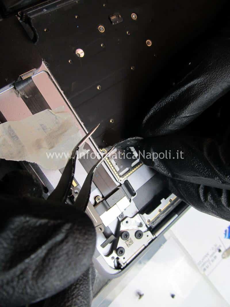 sostituzione tastiera touch bar macbook pro 15 a1707 13 a1706 a1708