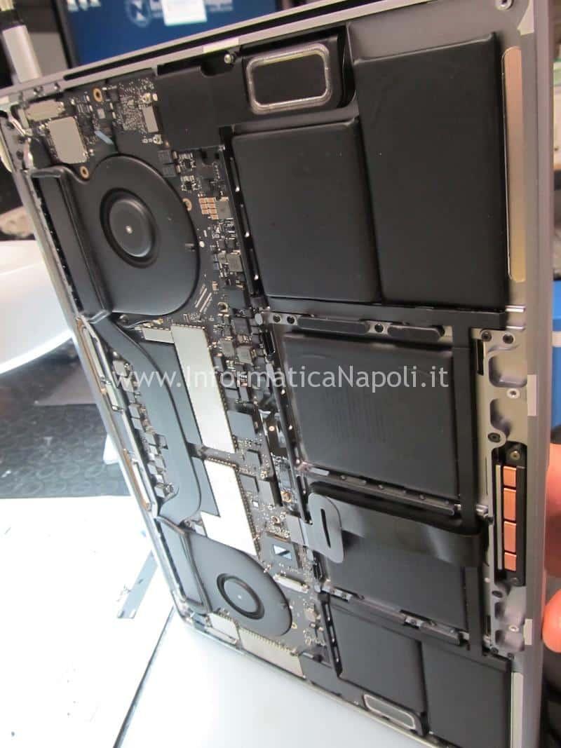 macbook pro 15 a1707 13 a1706 a1708 funzionante riparato