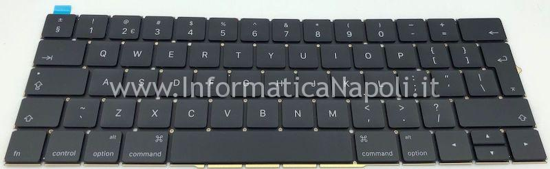 Tastiera MacBook pro touch bar A1990 UK IT