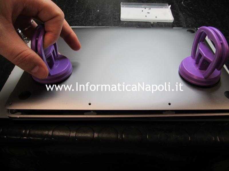 Aprire display TouchBar Touch Bar Apple MacBook Pro A1706 A1707
