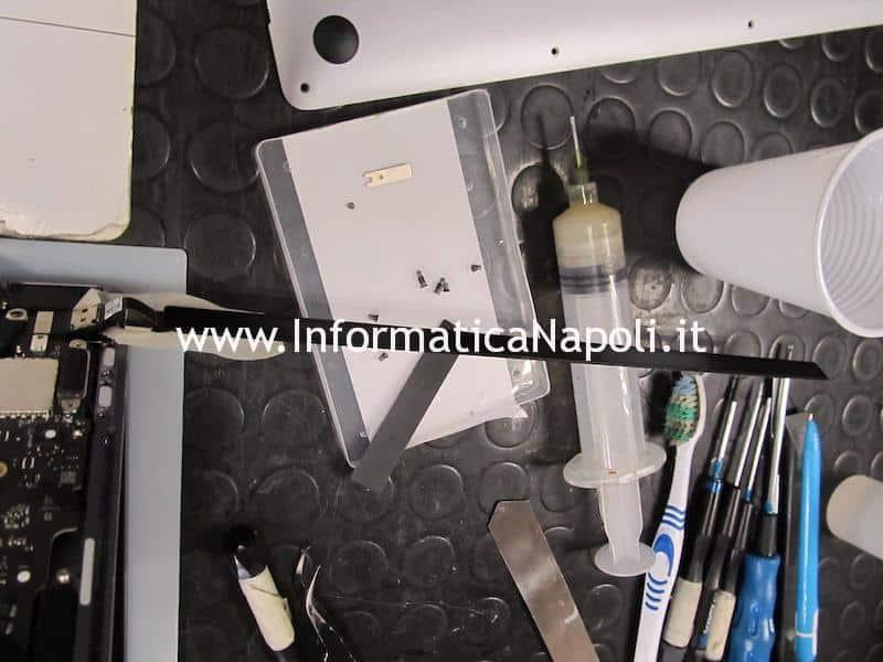 Sostituzione riparazione TouchBar Touch Bar Apple MacBook Pro A1706 A1707