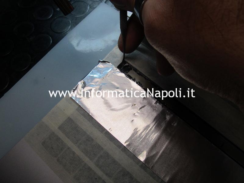 riparazione assistenza touchbar display Apple MacBook Pro A1706 A1707
