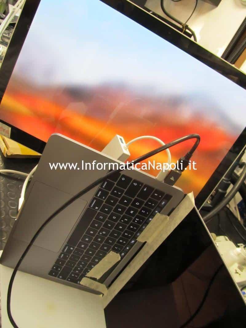 Apple MacBook Pro A1706 A1707 touchbar e display funzionanti