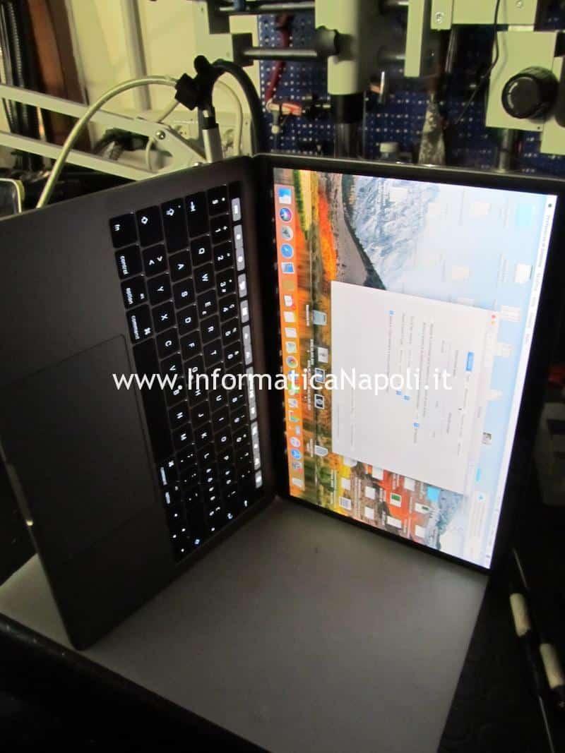 display touch bar macbook pro 13 15 2016 2016 a1706 a1707 a1708 riparato funzionante