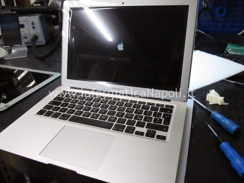 "macbook air display schermo LCD Macbook Air 13.3"" A1466 A1369 sostituito funzionante"