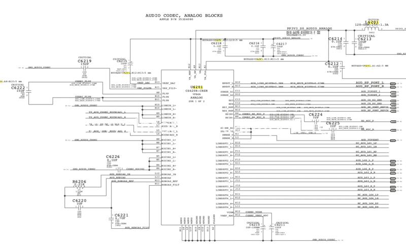 schema 820-3332-A (2013); 820-3662-A (2014); 820-00163-A (2015); 820-00138-A (2015);