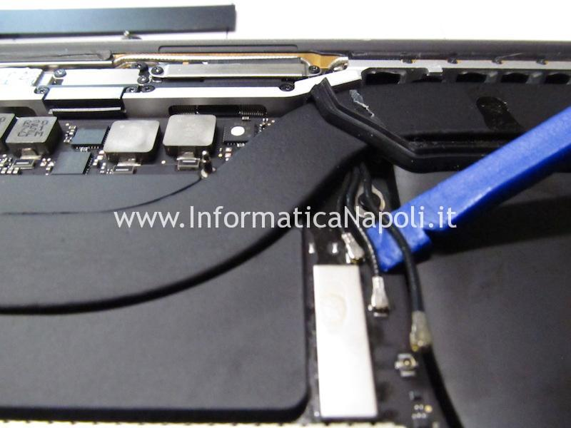 recovery data disco ssd da MacBook Pro 15 13 2016 | 2017 TouchBar A1707 A1708 che non si accende