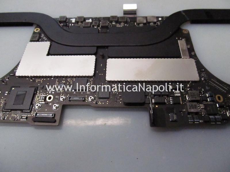 Recupero dati scheda logica MacBook Pro 13 e 15 2016 | 2017 TouchBar 820-00928-A