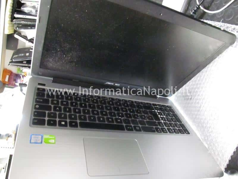 problema Asus X556U | F556U non vede hard disk X556Uj HDD BOARD v.2.0