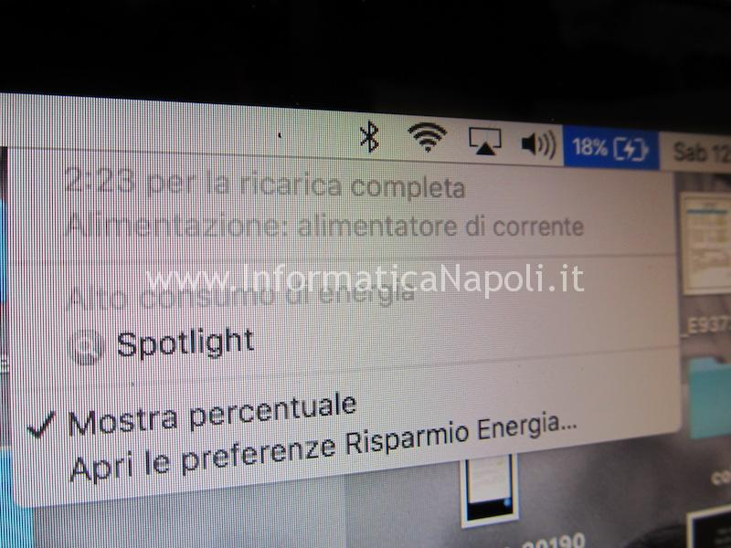Ripristino macbook 820-3115-B Problema batteria non rilevata MacBook Pro 13 A1278 SMC U4900 820-3115-A 820-3115-B
