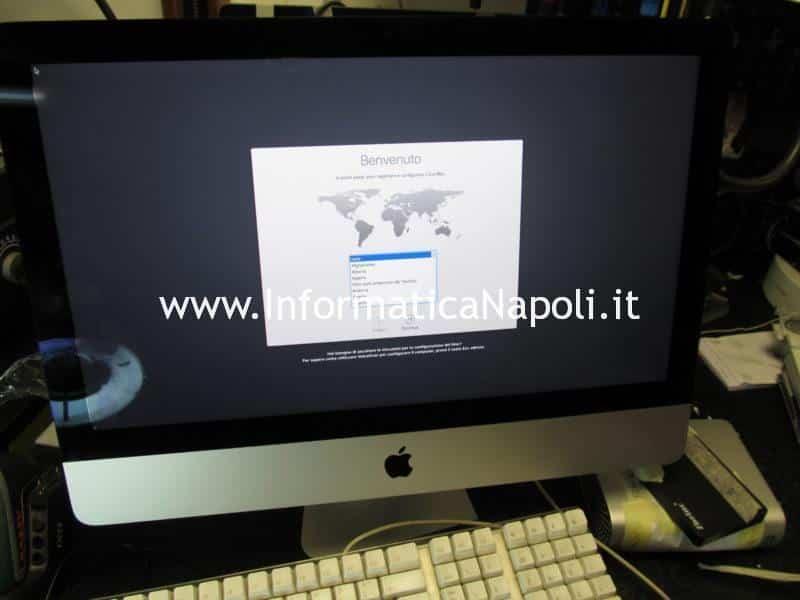 upgrade disco SSD iMac A1419