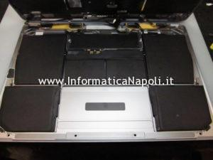 installare batteria nuova apple MacBook retina 12 A1534 2015 2016 2017
