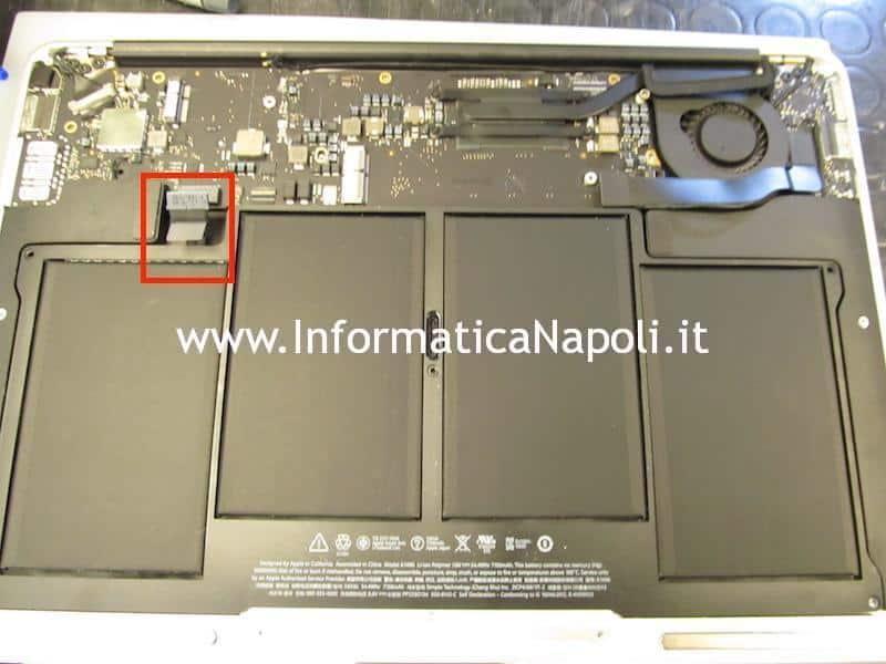 Riparazione scheda logica A1466 | A1369 | A1465 | A1370 | A1370