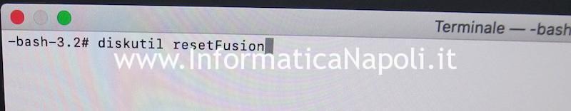 installare apple macos mojave catalina iMac con fusion disk problema 69854