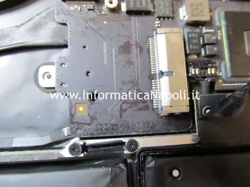 macbook pro 15 A1398 non si avvia dopo aggiornamento mojave catalina errore VDH002 820-00163 820-00138