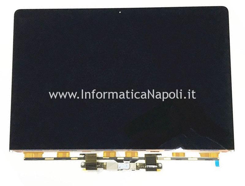display LCD privo di scocca di un MacBook Air retina A1932
