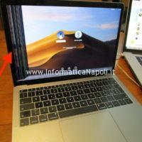 Sostituzione display MacBook Air retina 2018 | 2019 A1932 emc 3184 MacBookAir8,1 MacBookAir8,2