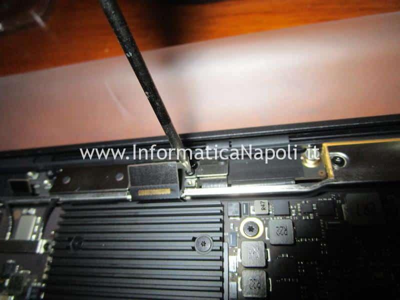 problema display MacBook Air retina 13 2018 | 2019 A1932 emc 3184