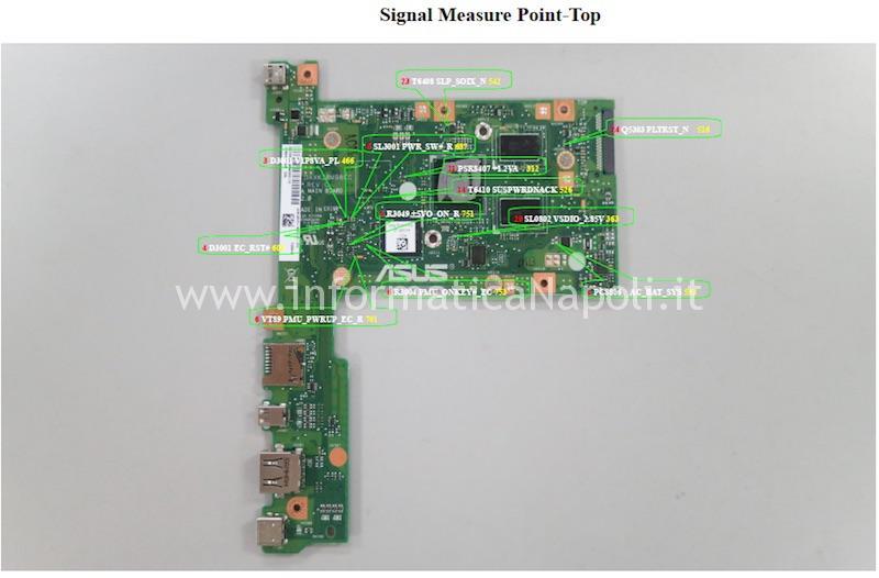 Asus VivoBook E200H E200HA schema elettrico 2