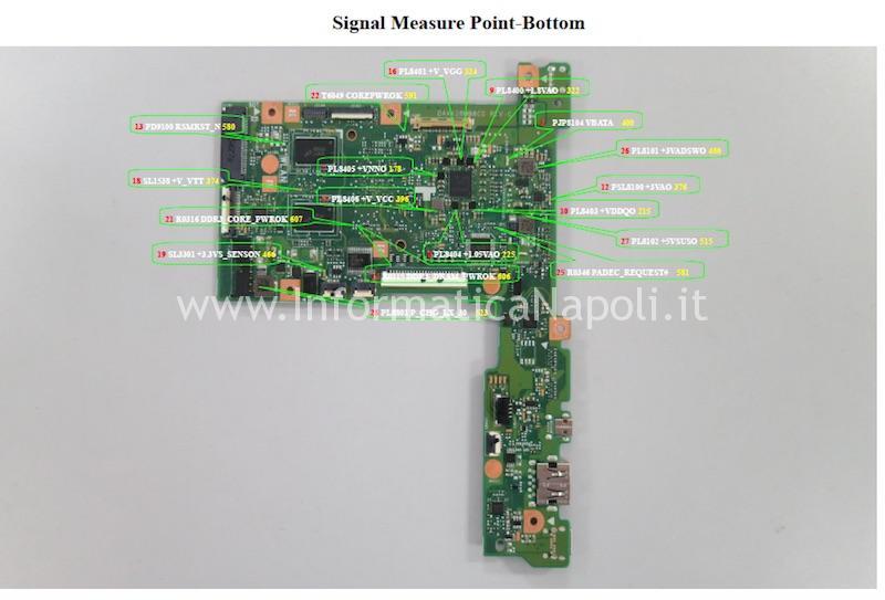 Asus VivoBook E200H E200HA schematics 1