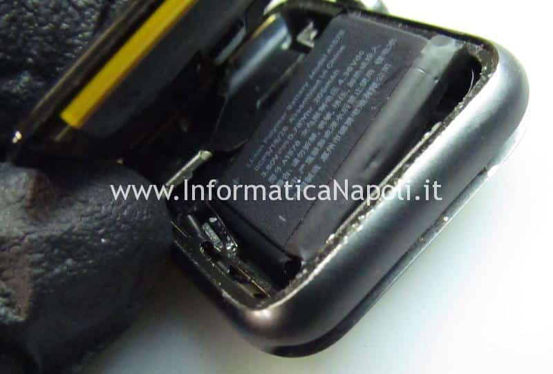 Apple watch Serie 1   2   3   4   38mm 40mm 42mm 44mm GPS Cellular aperto