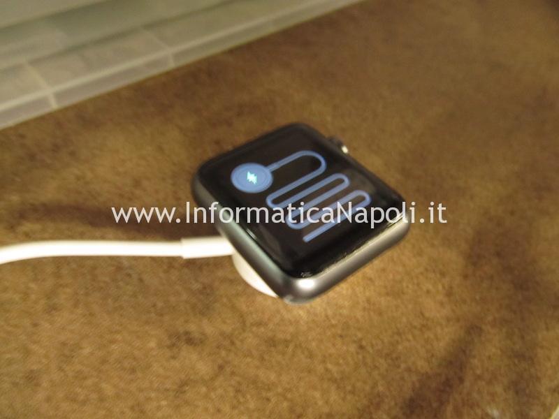 Apple watch Serie 1 | 2 | 3 | 4 riparato funzionante batteria e display sostituiti