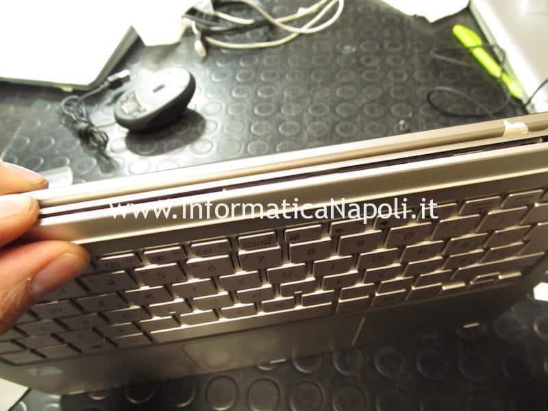 Aprire Asus ZenBook flip UX360 CA | CAK