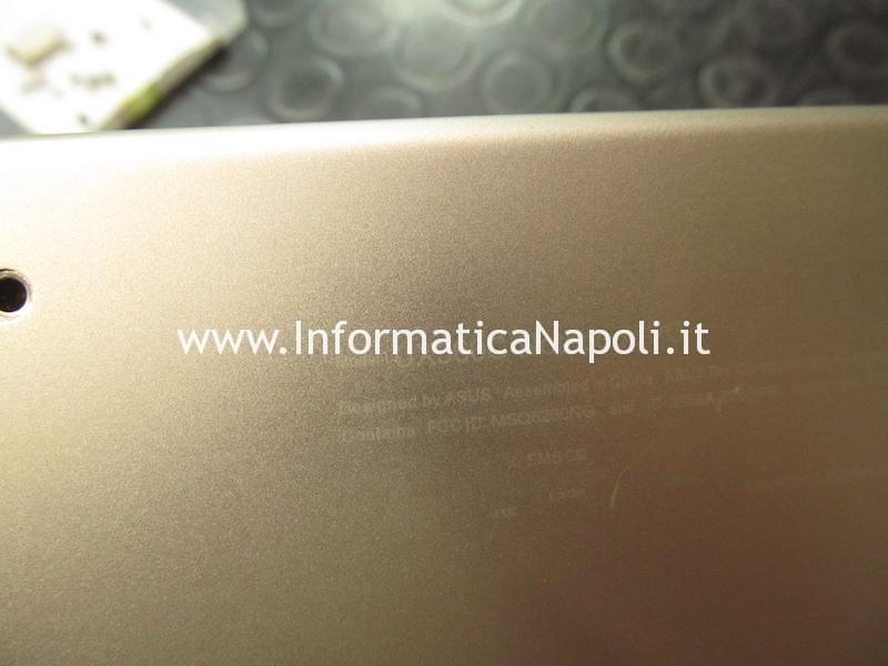 Asus ZenBook flip UX360 CA | CAK non si accende