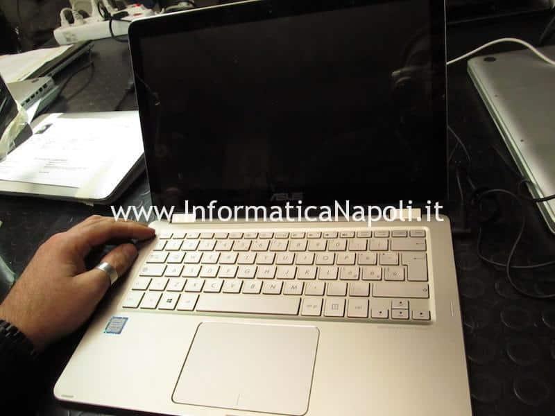 Problemi mancata accensione Asus ZenBook UX360 CA | CAK